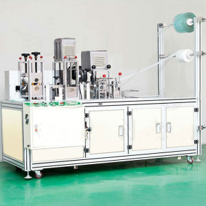 Auto Ultrasonic Non Woven Mop-Cleaning Gloves Machine