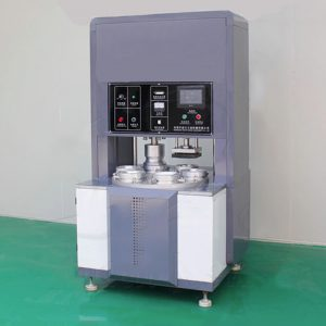 Rotary Cup Mask Edge Welding and Cutting Machine